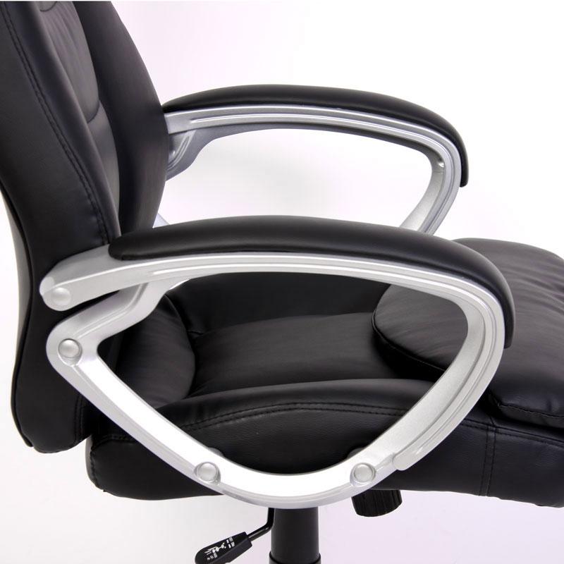 Poltrona ufficio n57 ecopelle design classico 71x67x119 for Gls arredo ufficio