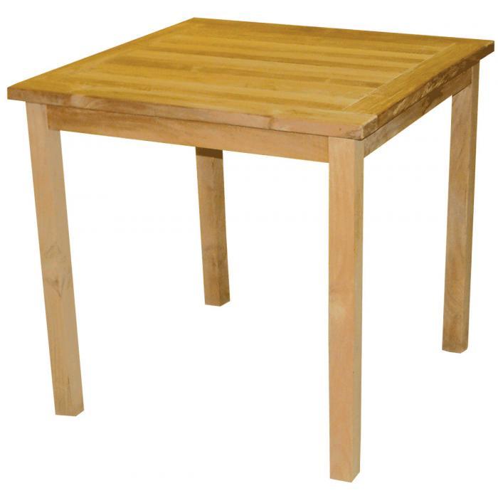 Esszimmertisch ld011 gartentisch massivholztisch for Teakholz gartentisch