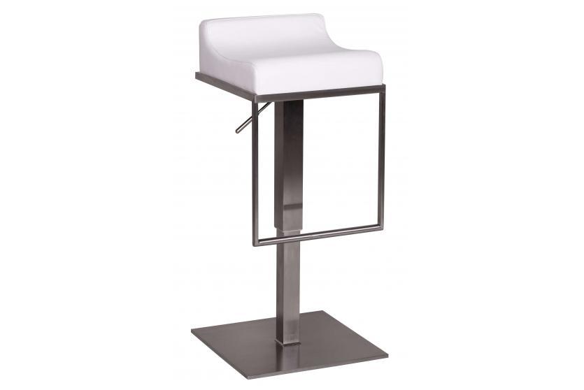 barhocker a041 barstuhl edelstahl geb rstet wei. Black Bedroom Furniture Sets. Home Design Ideas