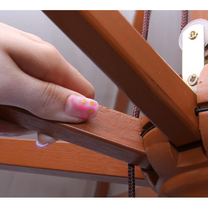 holz sonnenschirm gartenschirm marktschirm florida 3m bordeaux. Black Bedroom Furniture Sets. Home Design Ideas