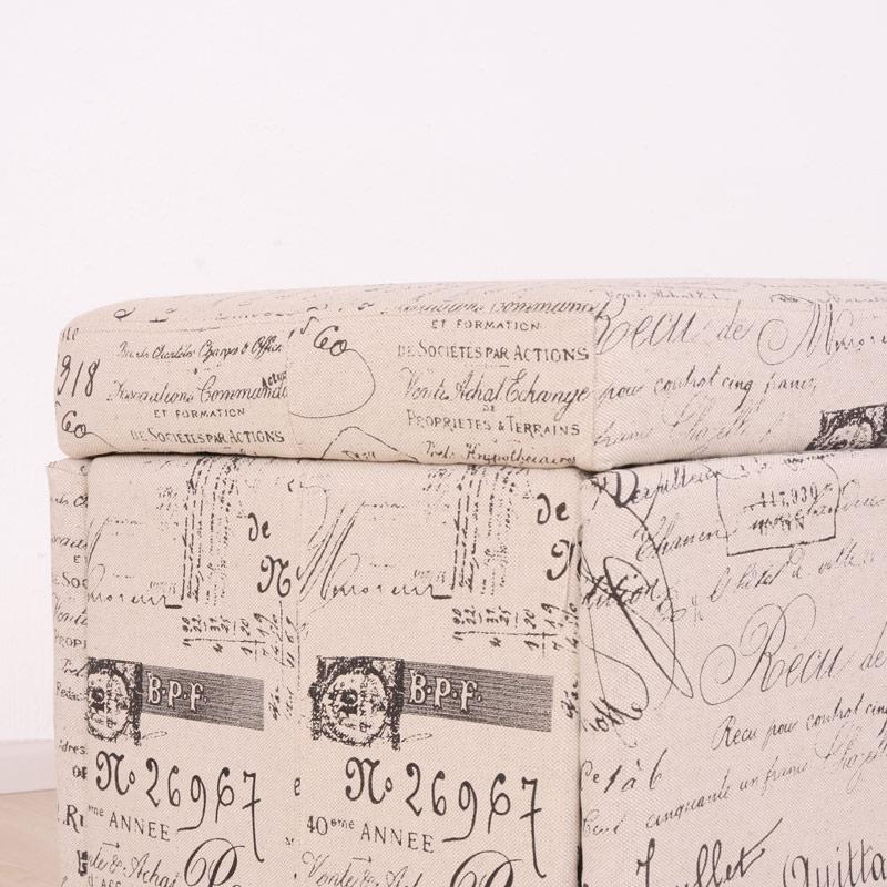 Sitzbank Kriens: Detailbild Polster