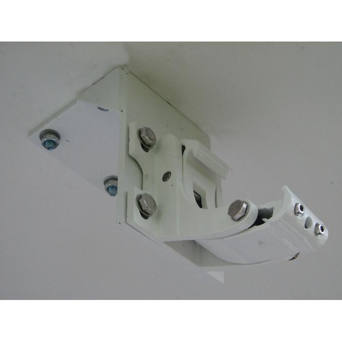 3x deckenadapter f r kassetten markise t124 deckenmontage halterung adapter. Black Bedroom Furniture Sets. Home Design Ideas