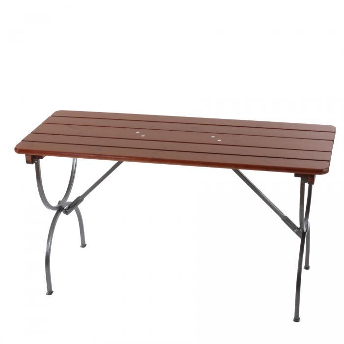 Bekannt Tisch für Bierzeltgarnitur Biertisch Bierzelttisch Linz ~ 180 cm HY59