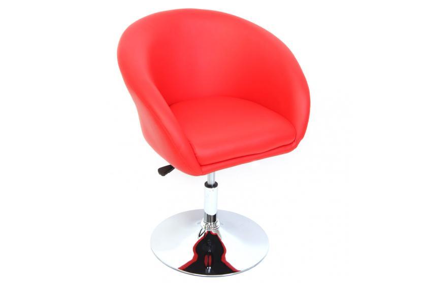relaxsessel sessel loungesessel n39 h henverstellbar rot. Black Bedroom Furniture Sets. Home Design Ideas