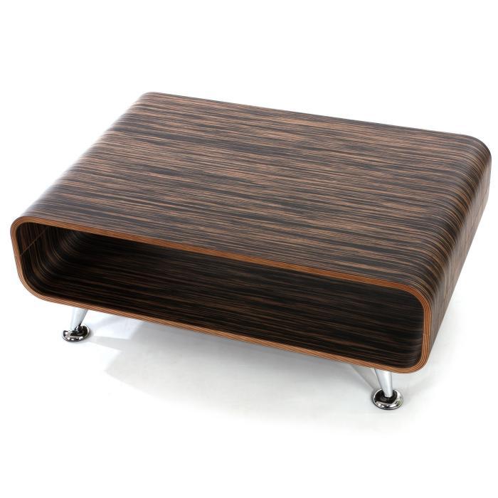couchtisch hwc b97 xxl tisch loungetisch club tisch 33x90x60 cm zebra dunkelbraun. Black Bedroom Furniture Sets. Home Design Ideas
