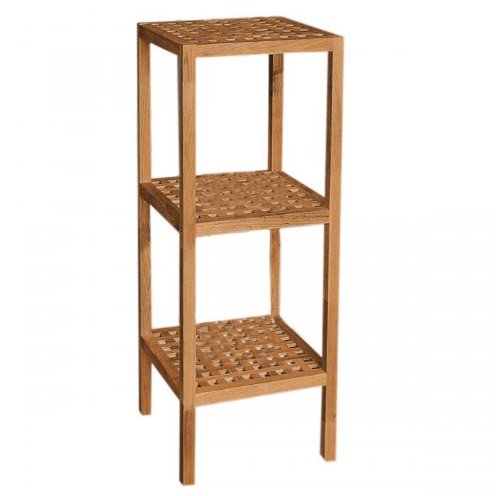 standregal regal holz walnuss ge lt 3 b den. Black Bedroom Furniture Sets. Home Design Ideas