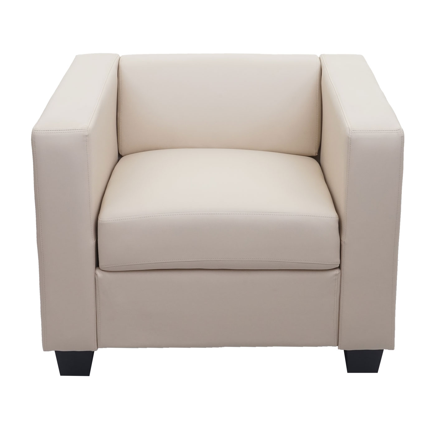 3-2-1 Sofagarnitur Couchgarnitur Loungesofa Lille Sessel einzeln