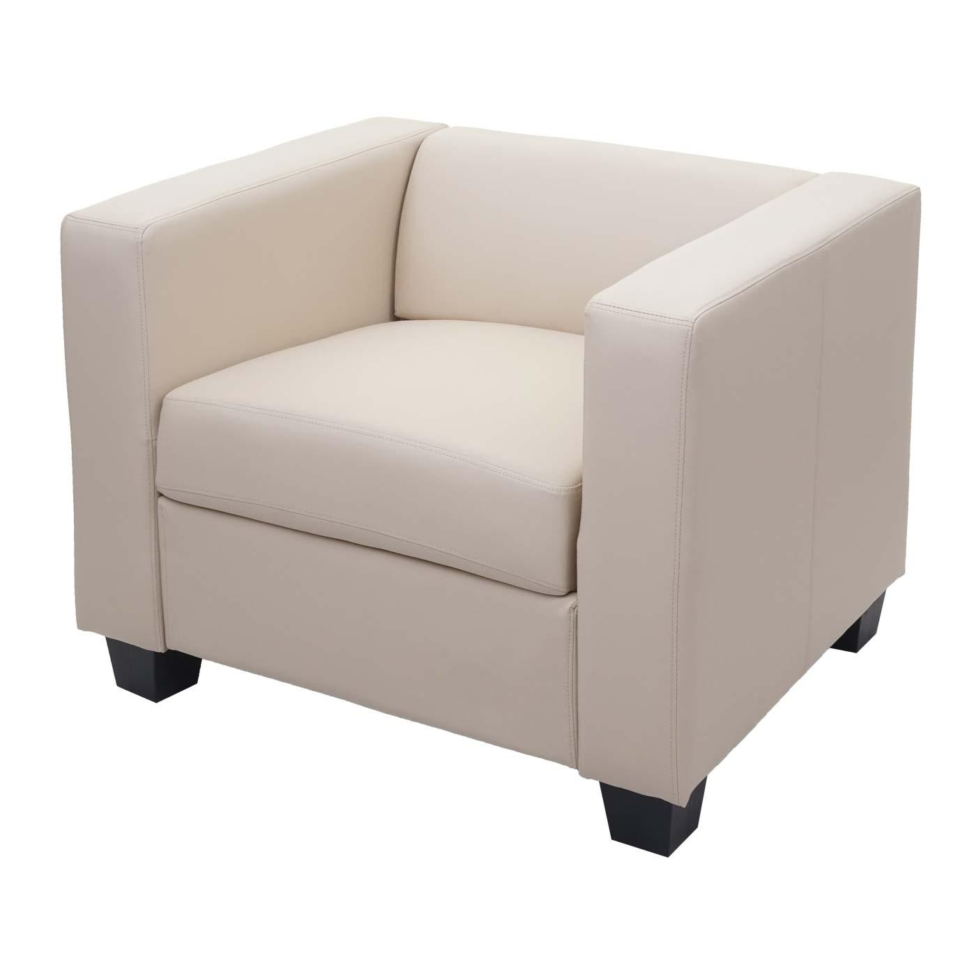 Sessel Loungesessel Lille Seitenansicht