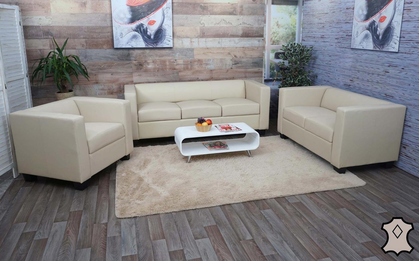 2er Sofa Couch Loungesofa Lille Anwendungsbeispiel