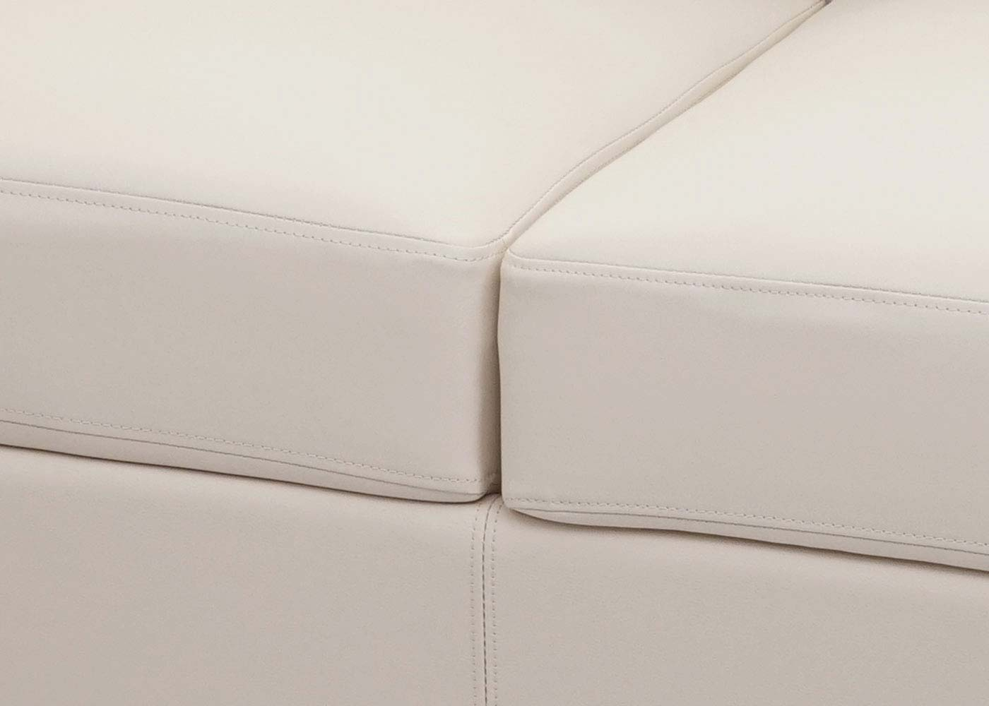 2er Sofa Couch Loungesofa Lille Detailansicht Polsterung