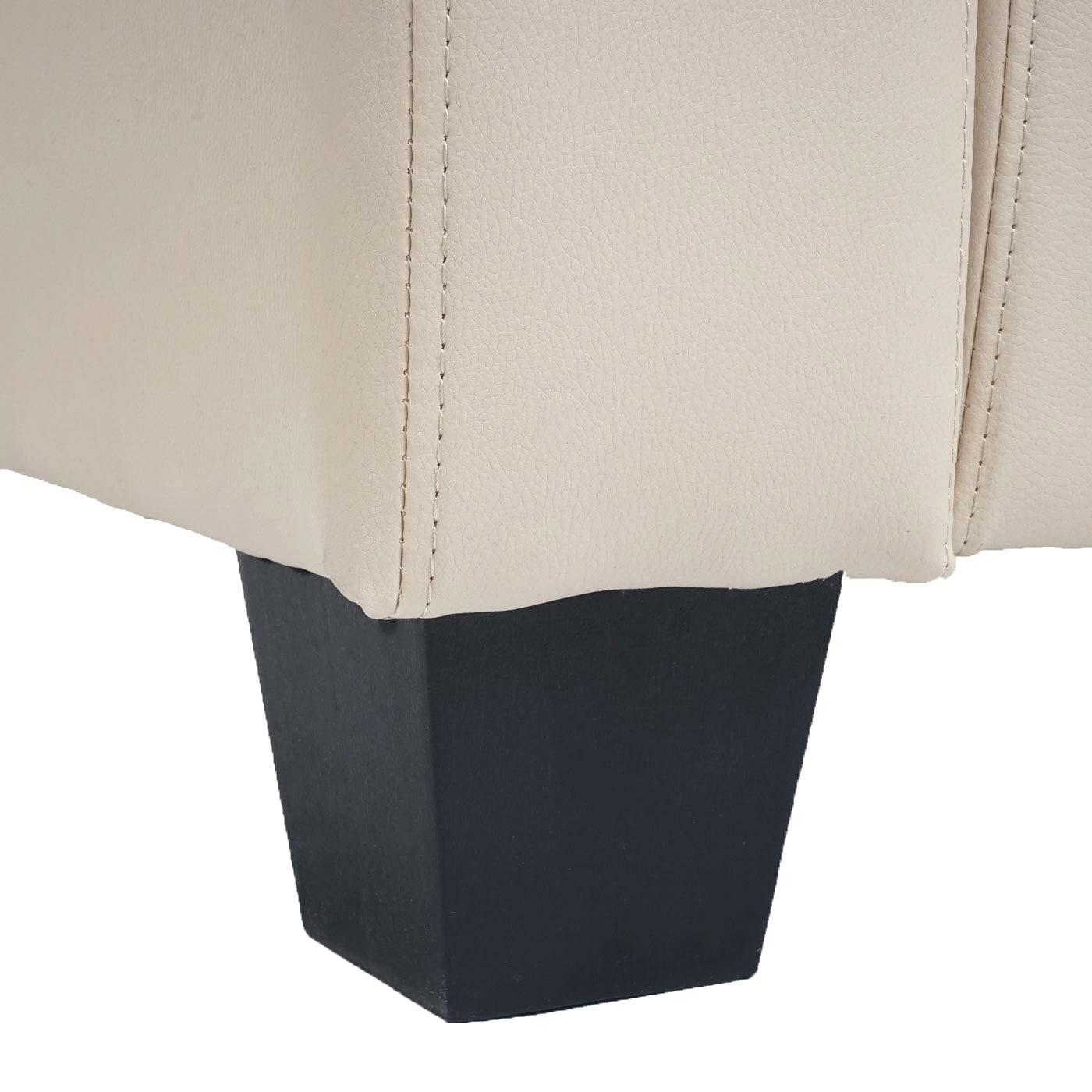 Sessel Loungesessel Lille Detailansicht Fuß