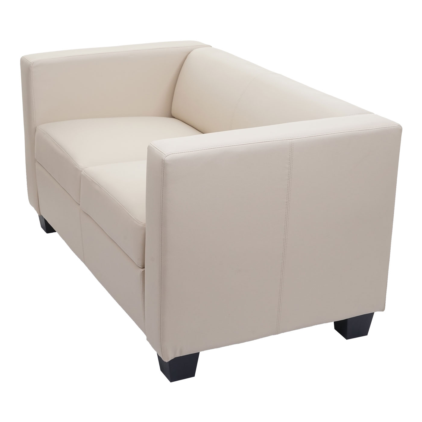 2er Sofa Couch Loungesofa Lille Seitenansicht