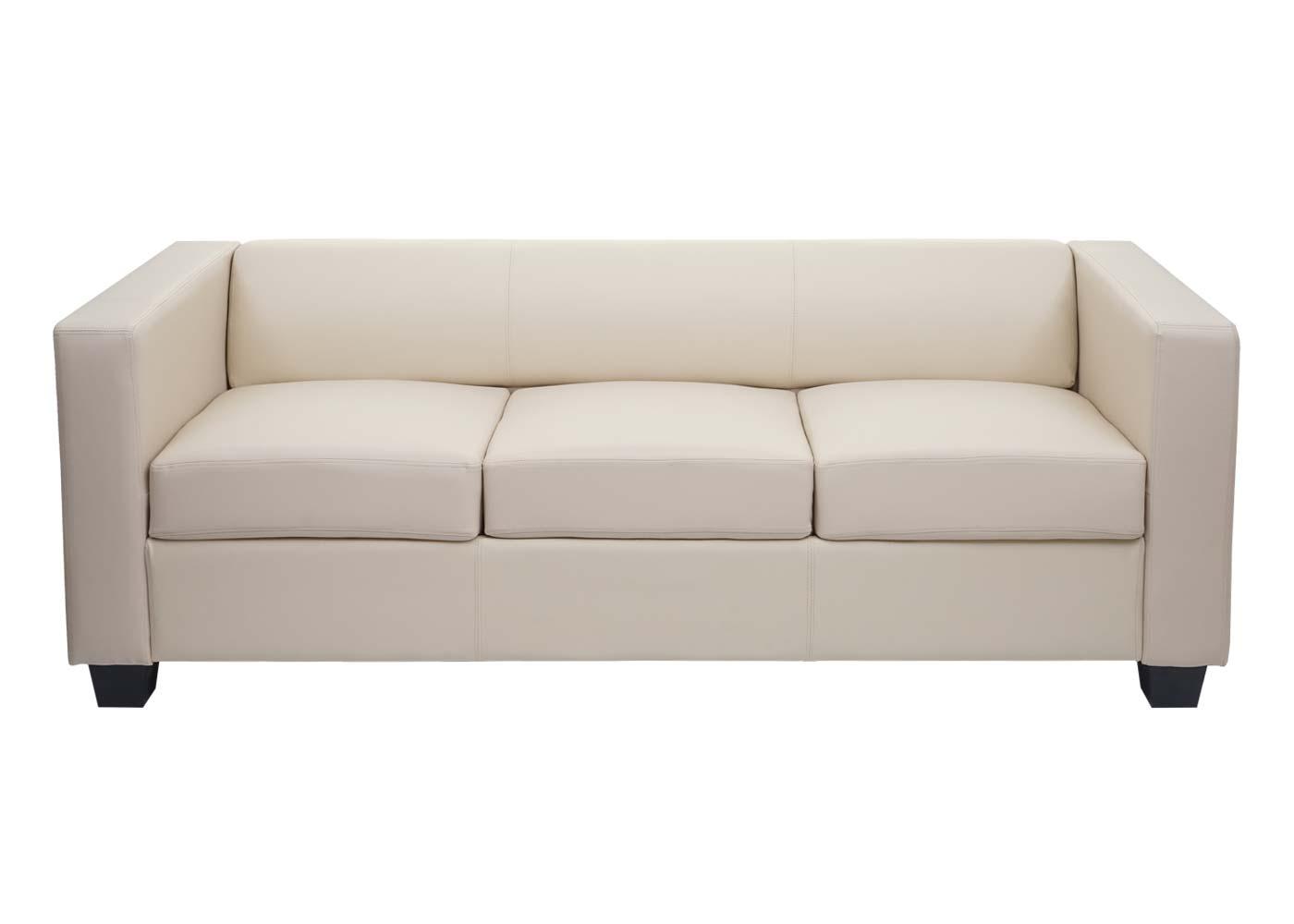 3-2-1 Sofagarnitur Couchgarnitur Loungesofa Lille 3er Sofa einzeln