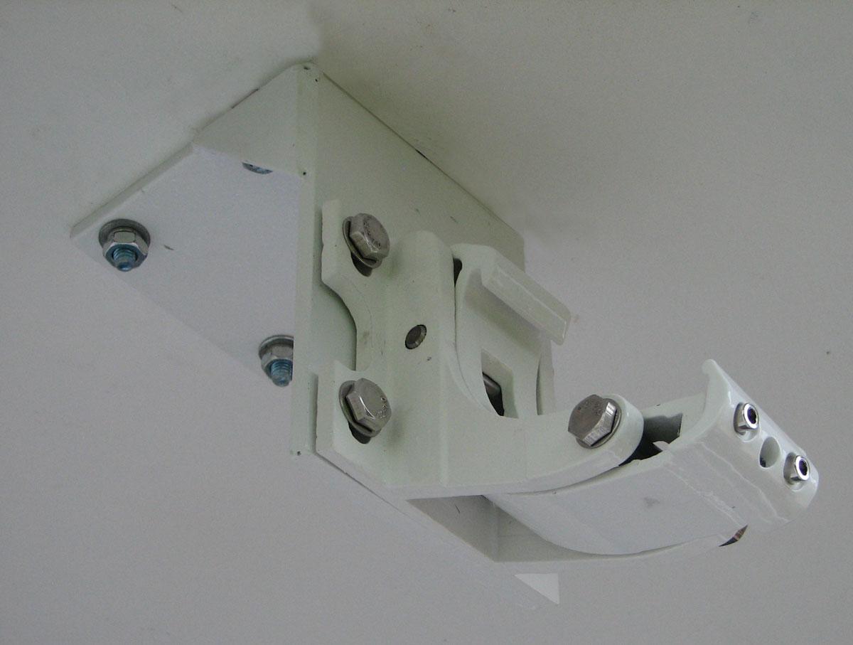 Deckenadapter für T122, T123 Befestigung Markisenhalter