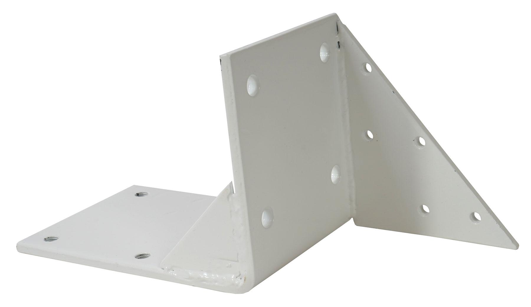 Dachsparrenadapter für T124 Seitensicht und Sparrenbefestigung