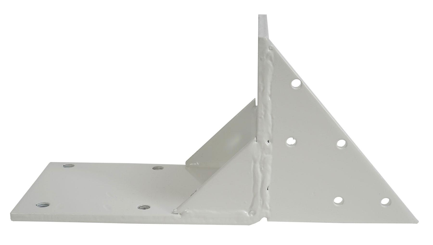 Dachsparrenadapter für T124 Seitenansicht