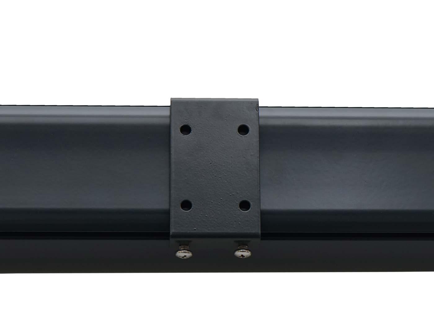 Vertikalmarkise HWC-F42 Detail verschiebbare Wandhalterung 2x vorhanden