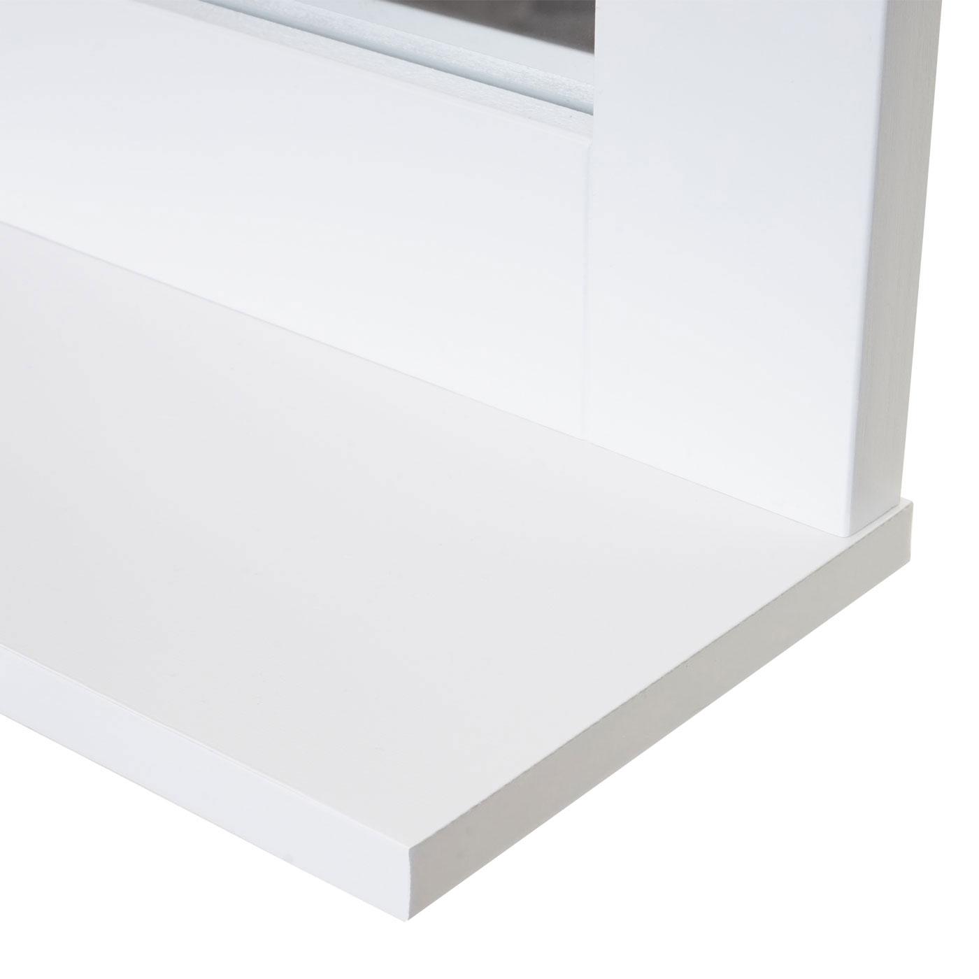 HWC-F75 Wandspiegel Ablage