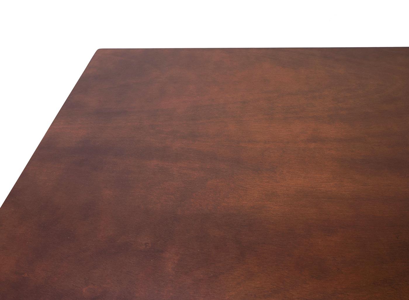 Esstisch HWC-G64 Detail Tischplatte