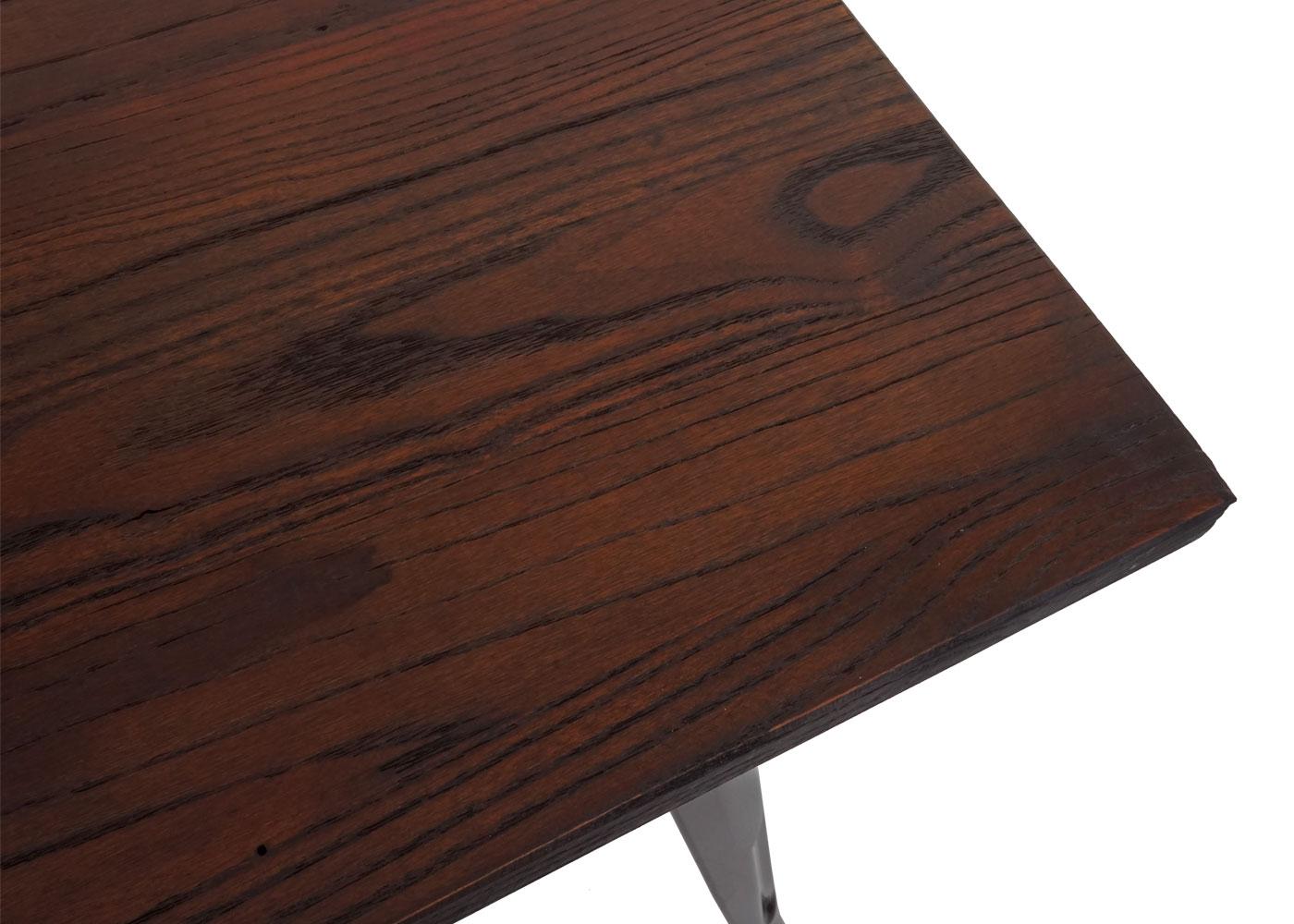 HWC-H10a Esstisch Deatilbild Tischplatte