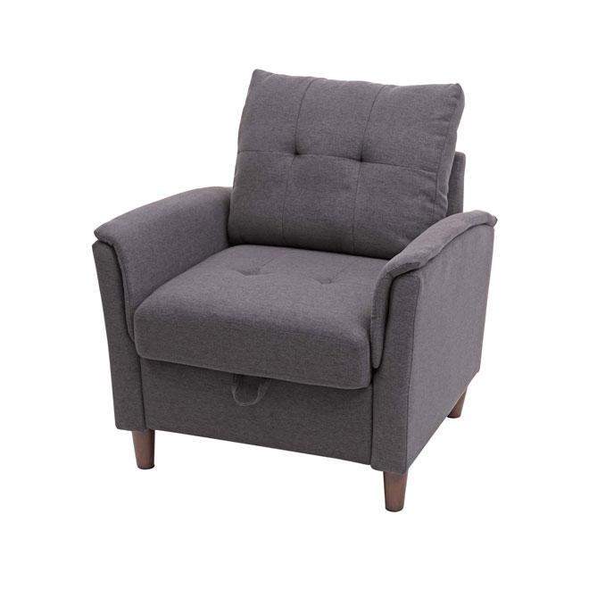 HWC-H23 Sessel Frontansicht
