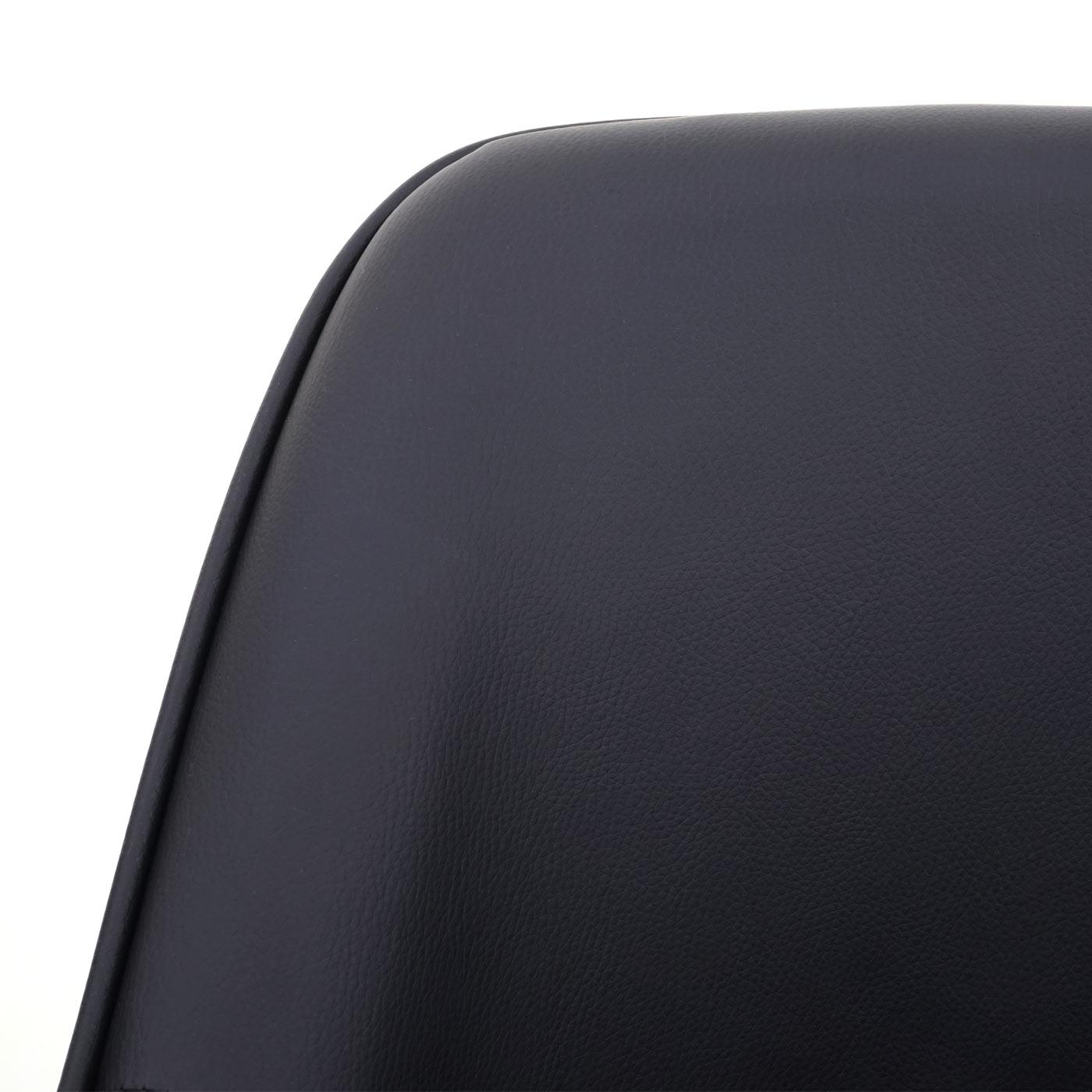 Esszimmerstuhl HWC-F82 Detailansicht Rückenlehne