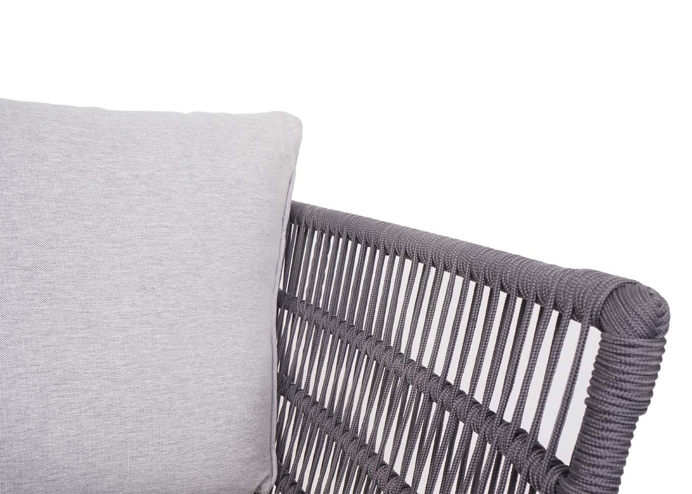 Gartengarnitur HWC-H55 Detailbild Kissen