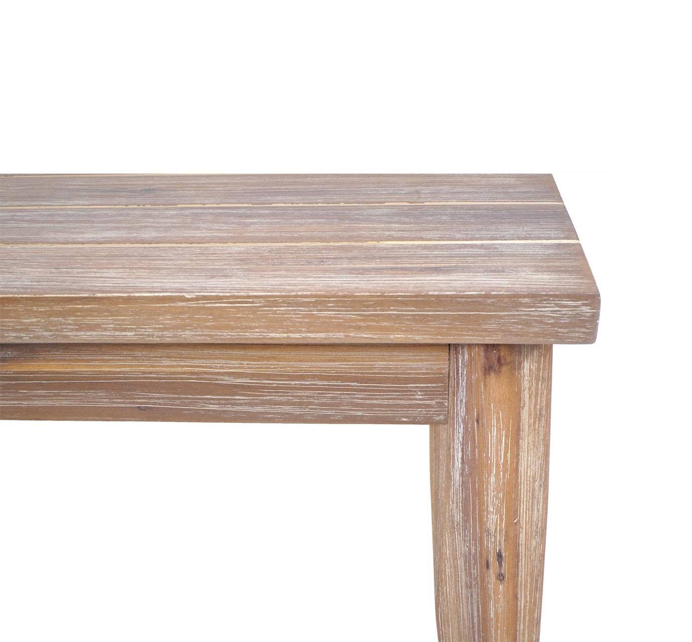 Gartengarnitur HWC-H55 Detailbild Tischplatte