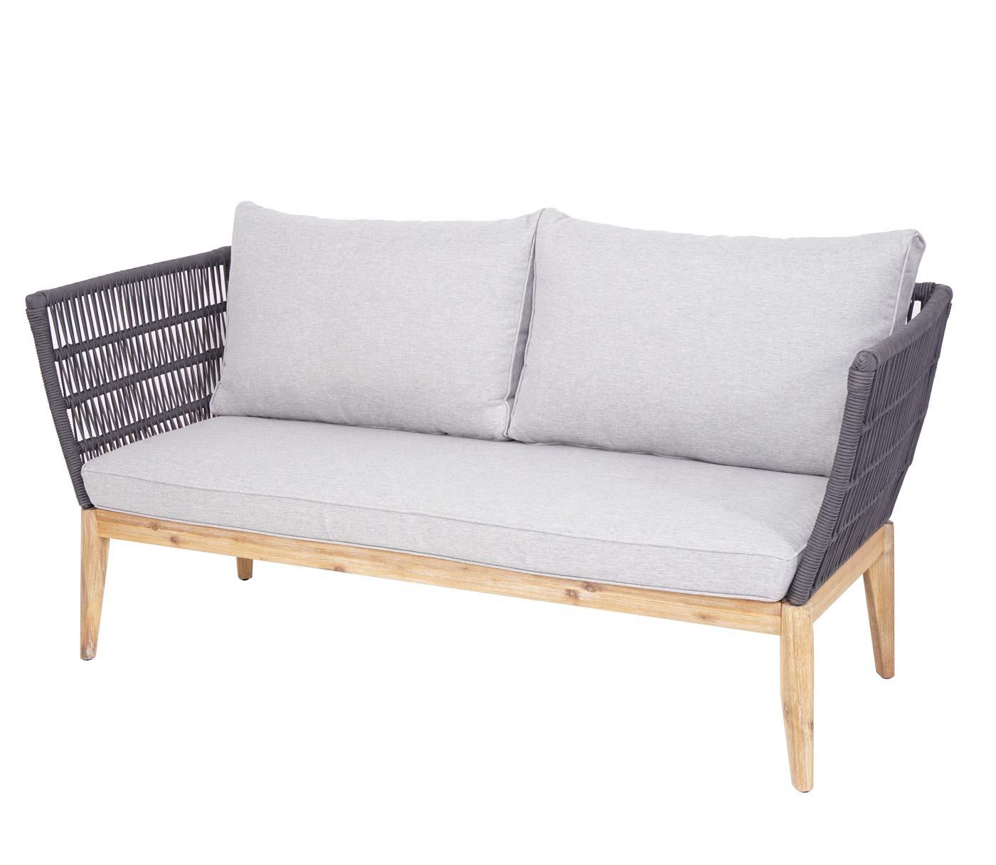 Gartengarnitur HWC-H55 Sofa
