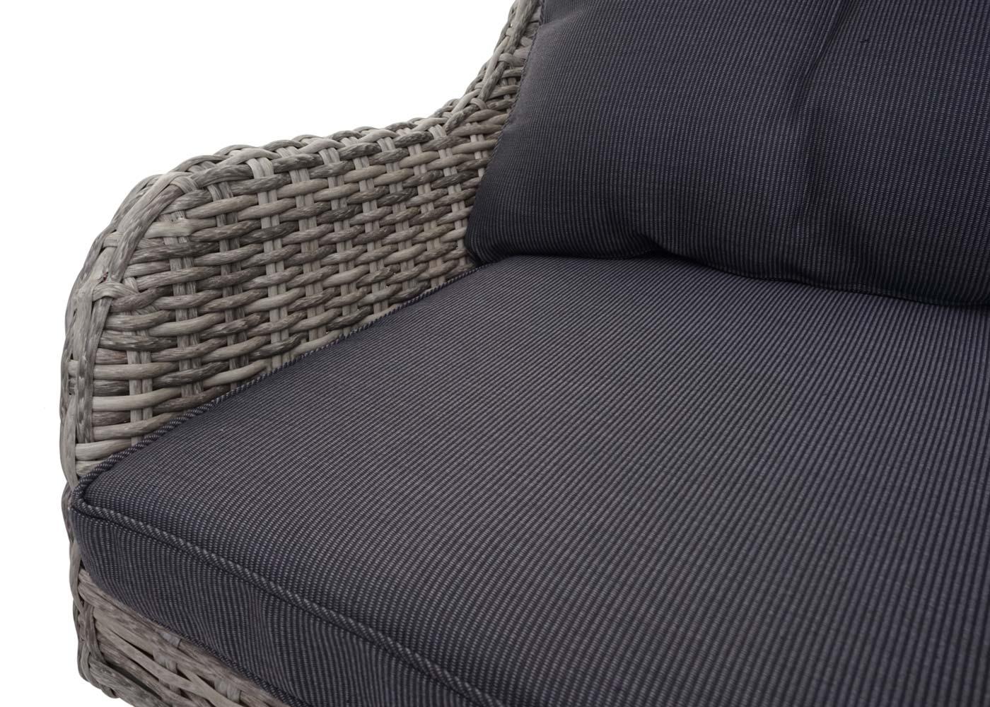 Gartengarnitur HWC-H64 Detailansicht Sitzfläche