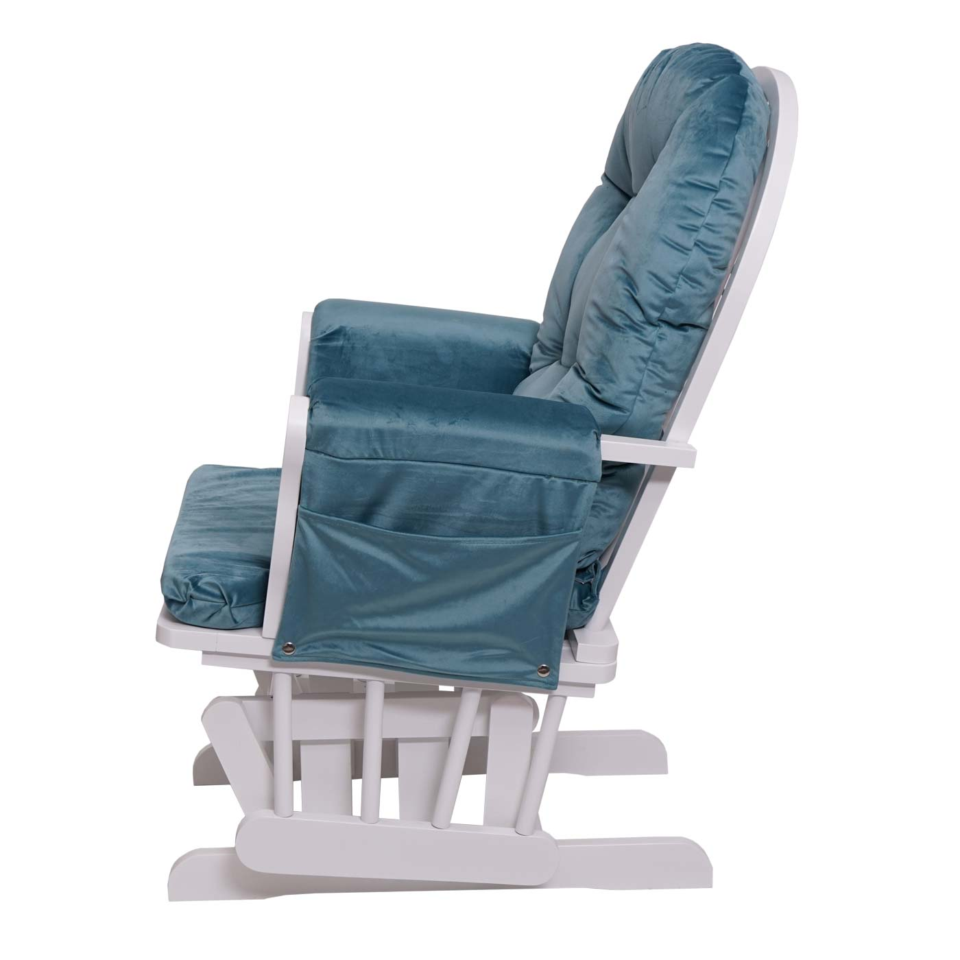Relaxsessel HWC-C76 Seitenansicht Sessel