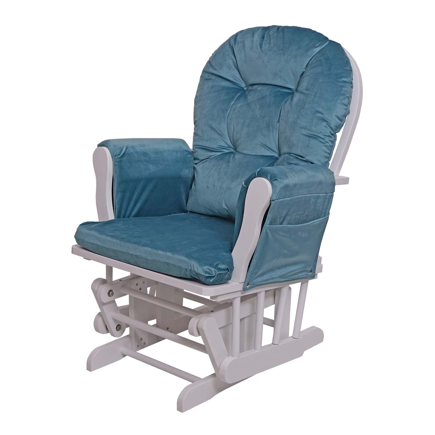 Relaxsessel HWC-C76 Frontansicht Sessel