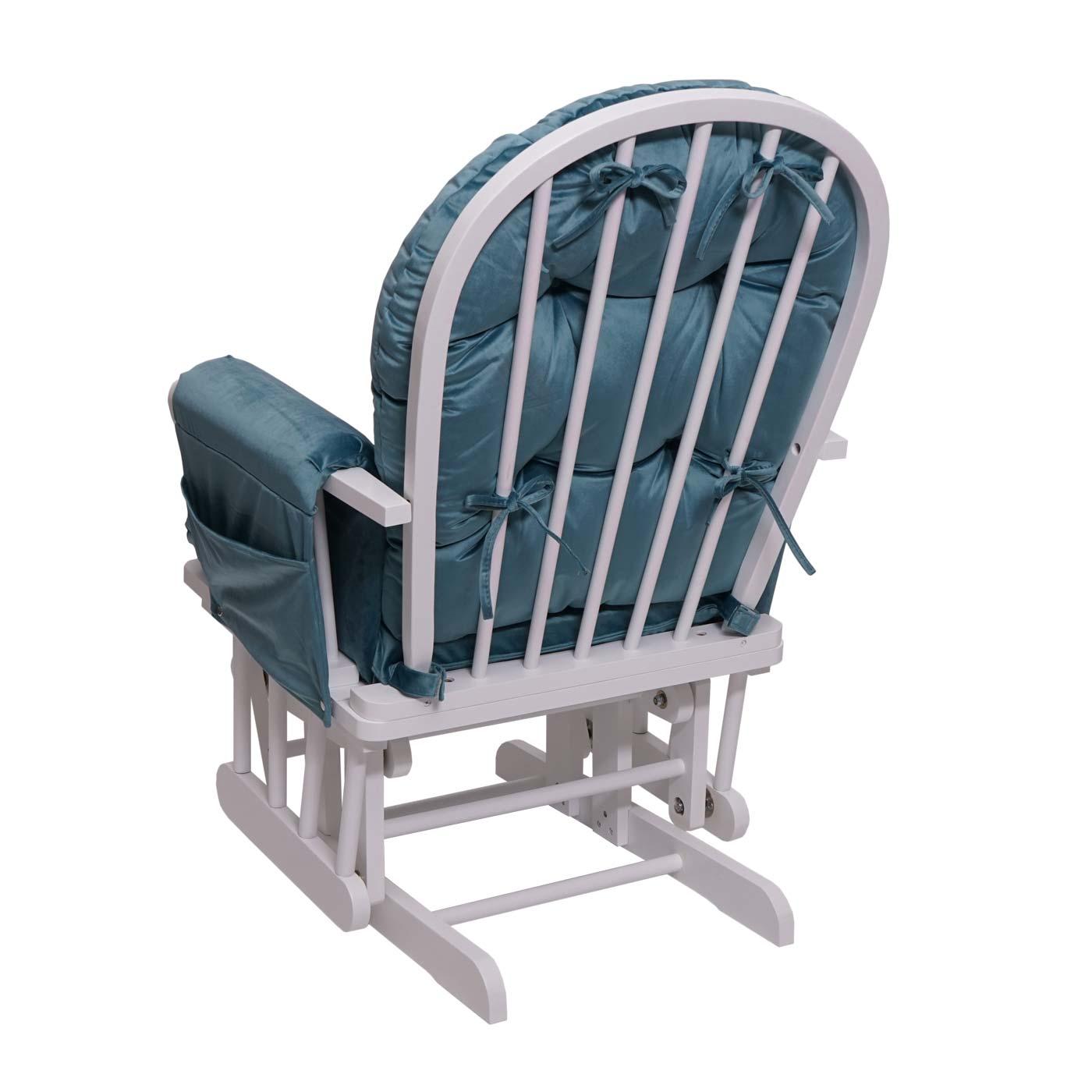 Relaxsessel HWC-C76 Rückansicht Sessel